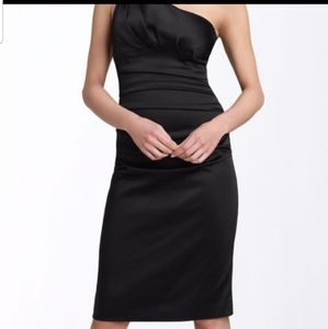 Suzie Chin for Maggy Boutique One Shoulder Dress